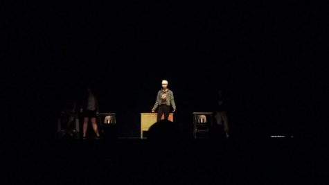 KHS Performs the Night Of One Acts
