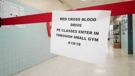 KHS' Blood Drive – What Drives You to Give?