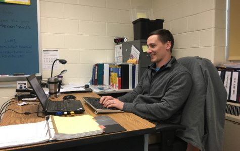 Experienced Government teacher brings wisdom to Kempsville