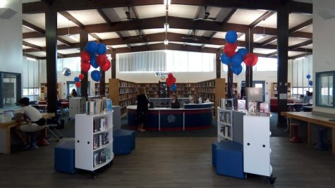 A Brand New Look: KHS' Library Reopens After Remodeling