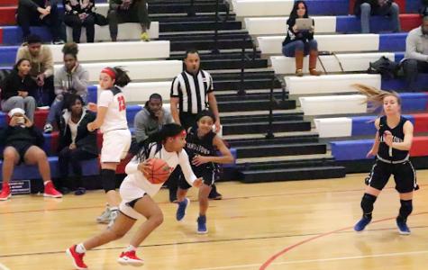 KHS' Girls Varsity Basketball is Having a Successful Season