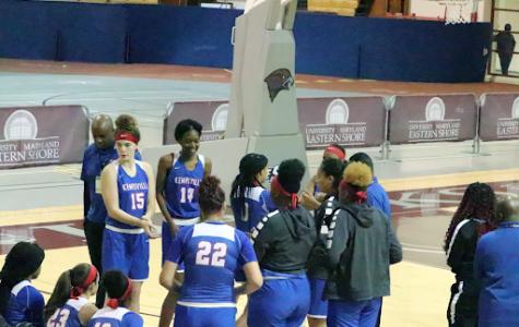 KHS' Girls Varsity Basketball Team Scores Wins in Major Tournament