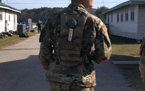 Soldier and Student: Sebastian Ortiz