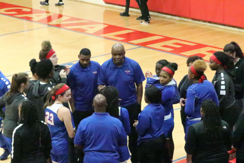 Girls Varsity Loses to Princess Anne Again