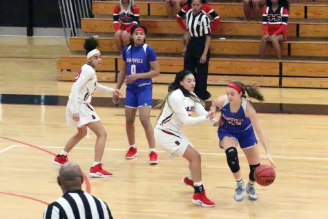 Girls Varsity Basketball Picks Up Their Winning Streak Again