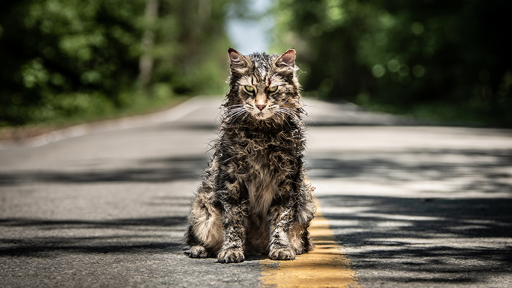 Pet Sematary from Paramount Pictures.
