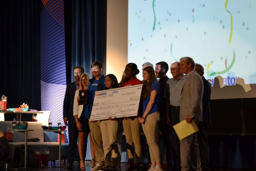 EBA Students Gain Thousands in Start-Up Funds During Pitch Night