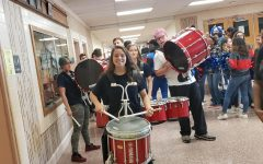 #NewEra: Kempsville's School Spirit Parade After Football Win