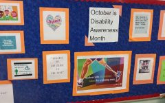 Kempsville Participates in Disability History and Awareness Month