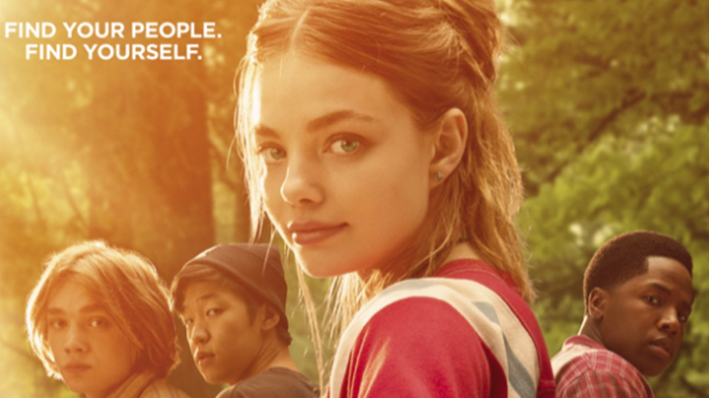 Alaska Young, played by Kristine Froseth, in Hulu's promotional poster for