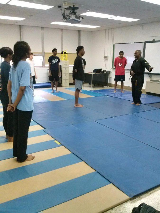Taekwondo Club Begins in Kempsville