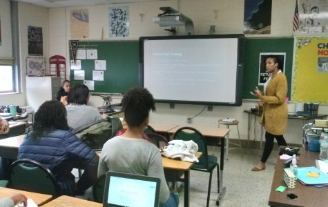 November Trill Talk Presents Advice on Stress for Students
