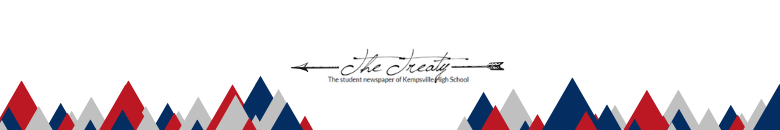 The student newspaper of Kempsville High School