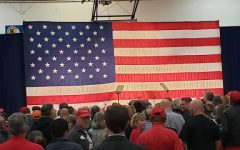 Republican Rally Fires Up Attendees but Falls Short in the Vote