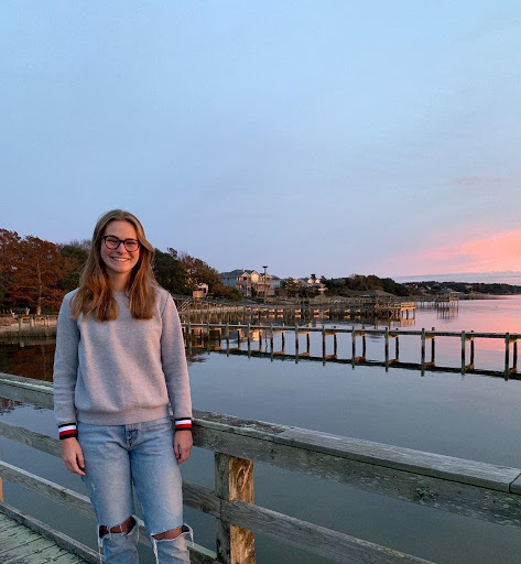 Patricia Hansen Casquinho,15, is from Hamburg, Germany, but was born and raised in Portugal, as her father is Portuguese. Casquinho came to America and hoped to share her culture as well as learn more about Kempsville's during her stay.
