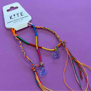 K.I.T.E. Spreads Kindness One Bracelet at a Time