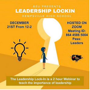 Black Student Union Hosts Leadership Lock-In